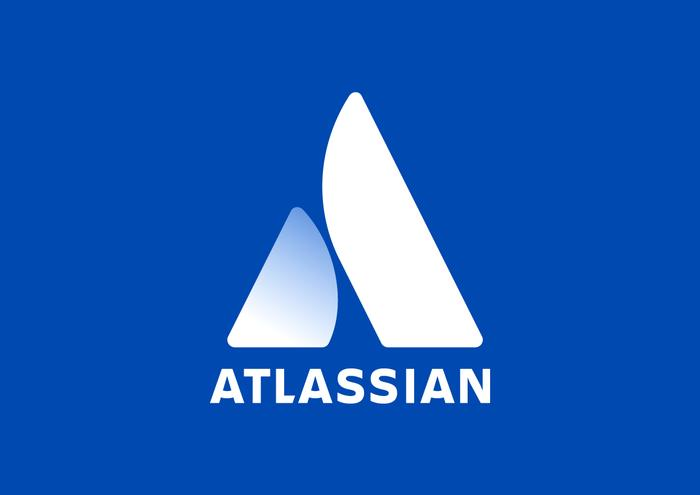 Atlassian's new logo (Atlassian)