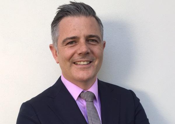 Chris Trevitt - Director of partner sales, Hewlett Packard Enterprise