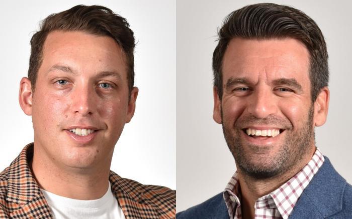 Dane Meah and Simon McKay (InfoTrust)