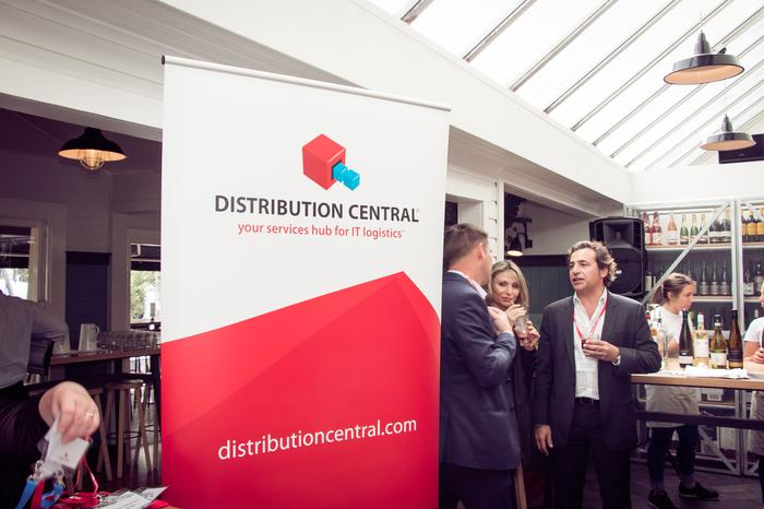 Nick Verykios - CEO, Distribution Central addresses Kiwi resellers in Auckland