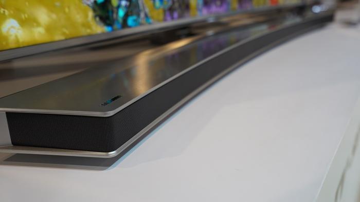 Samsung's 8500 series soundbar
