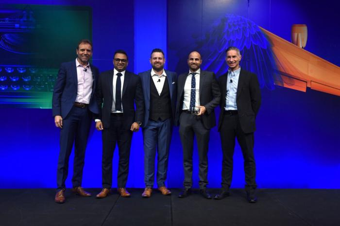 Exigo Tech and HD IT won Sophos' Australian partner of the year award.