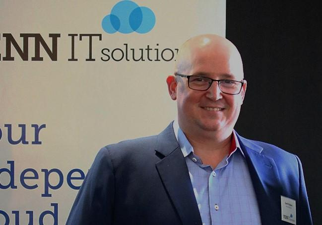 Geoff Hughes - Founder and Managing Director, Venn IT Solutions