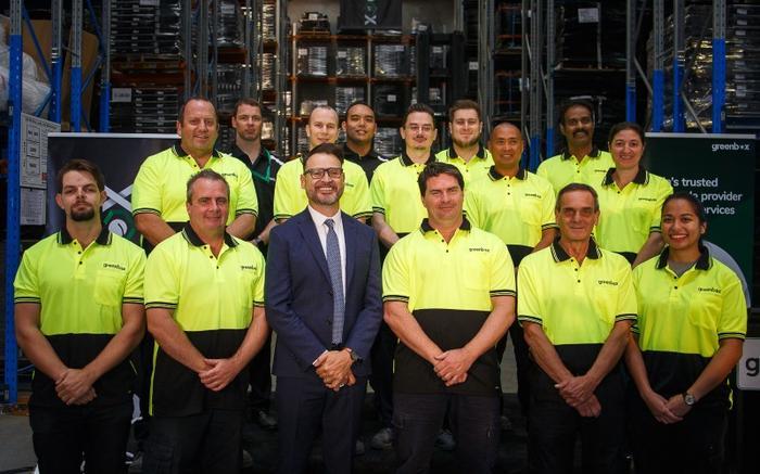 Greenbox's Canberra team