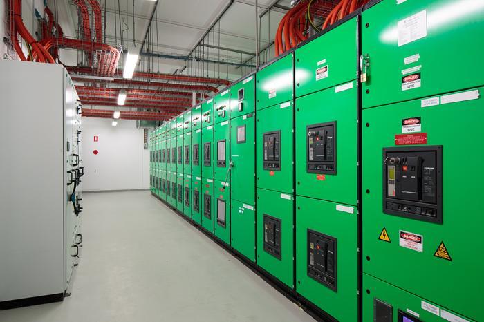 Inside Canberra Data Centres