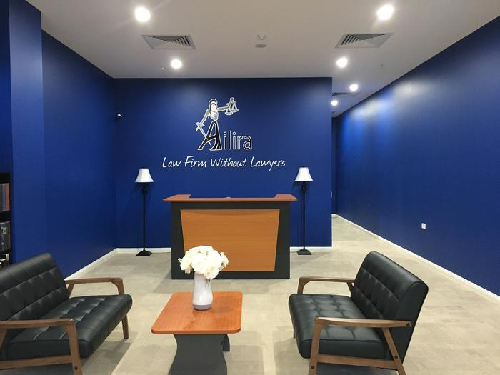 Cartland Law's Coolalinga office