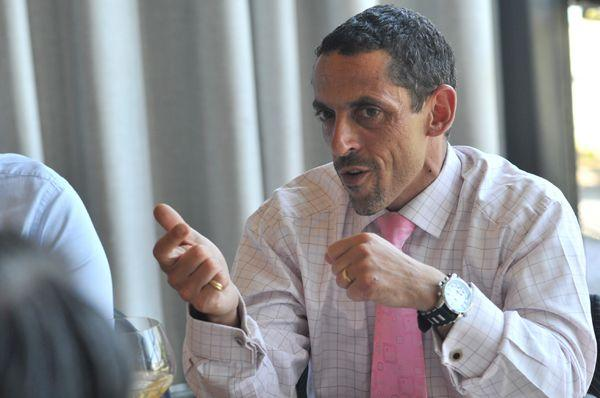 Insentra CEO, Ronnie Altit