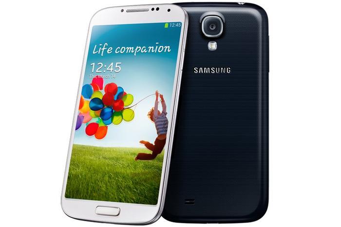 The Samsung Galaxy S4