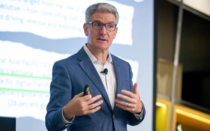 Mark Iles (Tech Research Asia)