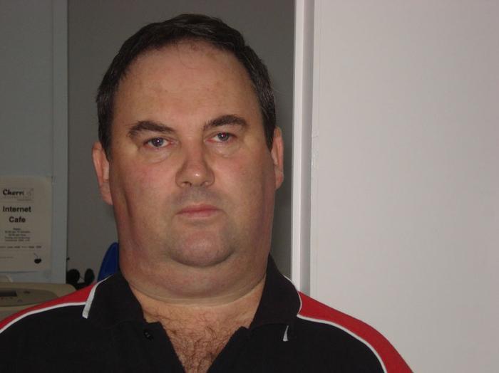 Cherri International proprietor, Mark Wren