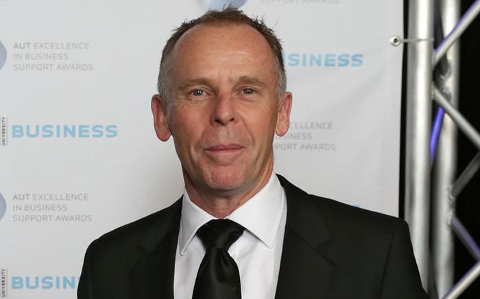 Neil Whittaker - former Fuji Xerox managing director in Australia and New Zealand