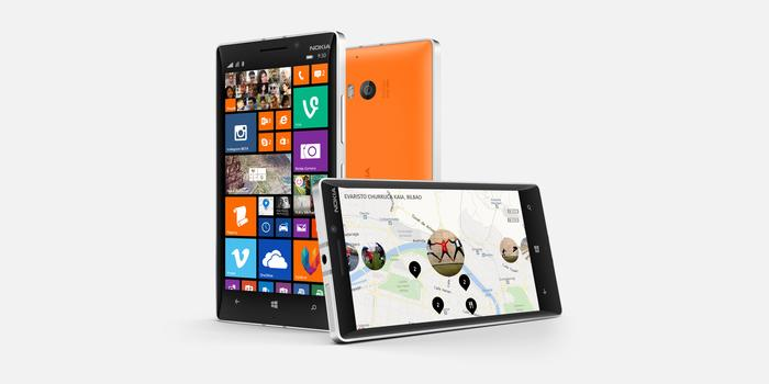 At 161 grams and 10mm thick, the Lumia 930 proves heavier and thicker than the flagships from Samsung and HTC