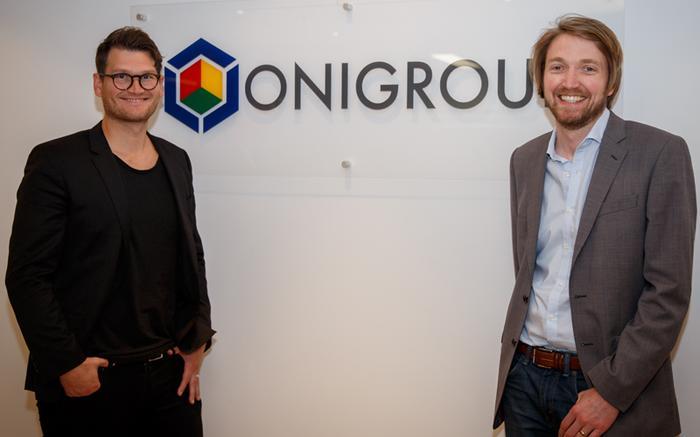 Team OniGroup – Martin Tiekle and Darragh Murphy
