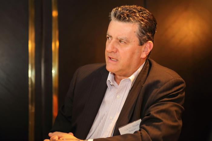 Walter Rosada (Datacom). Photo: Mike Gee