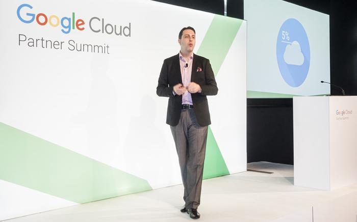 Rick Harshman - Managing director of JAPAC, Google Cloud