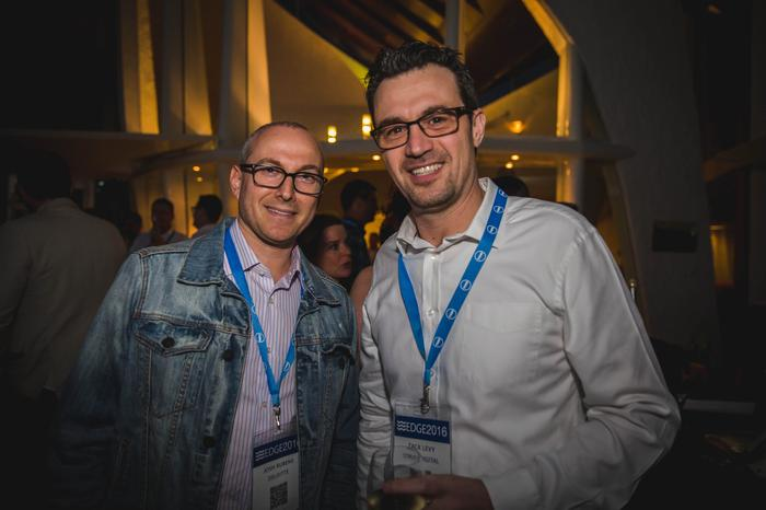 The deal originated at EDGE 2016 following a meeting between Josh Rubens (Deloitte) and Zack Levy (Strut Digital)