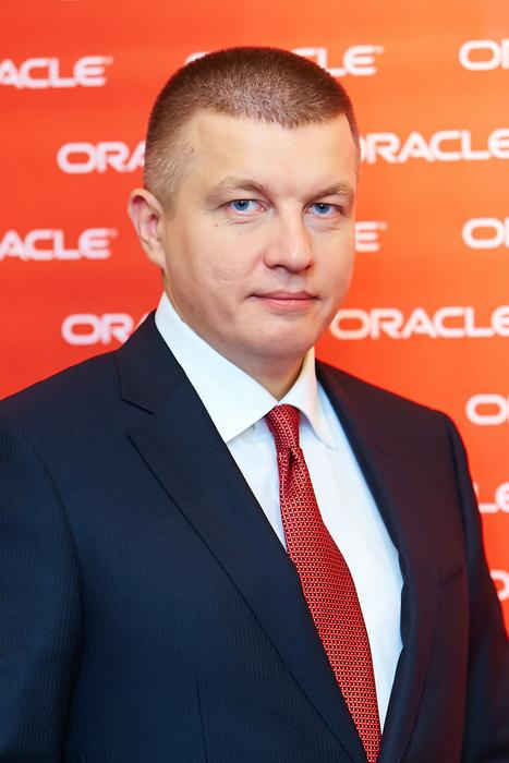Oracle ANZ vice president, technology Valery Lanovenko