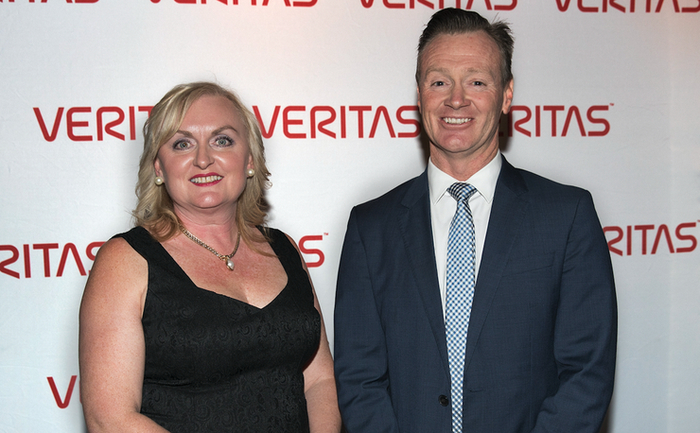 Janet Docherty - Senior Manager of Channels, Veritas and Louis Tague - Managing Director, Veritas