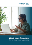 Work from anywhere - The service provider opportunity